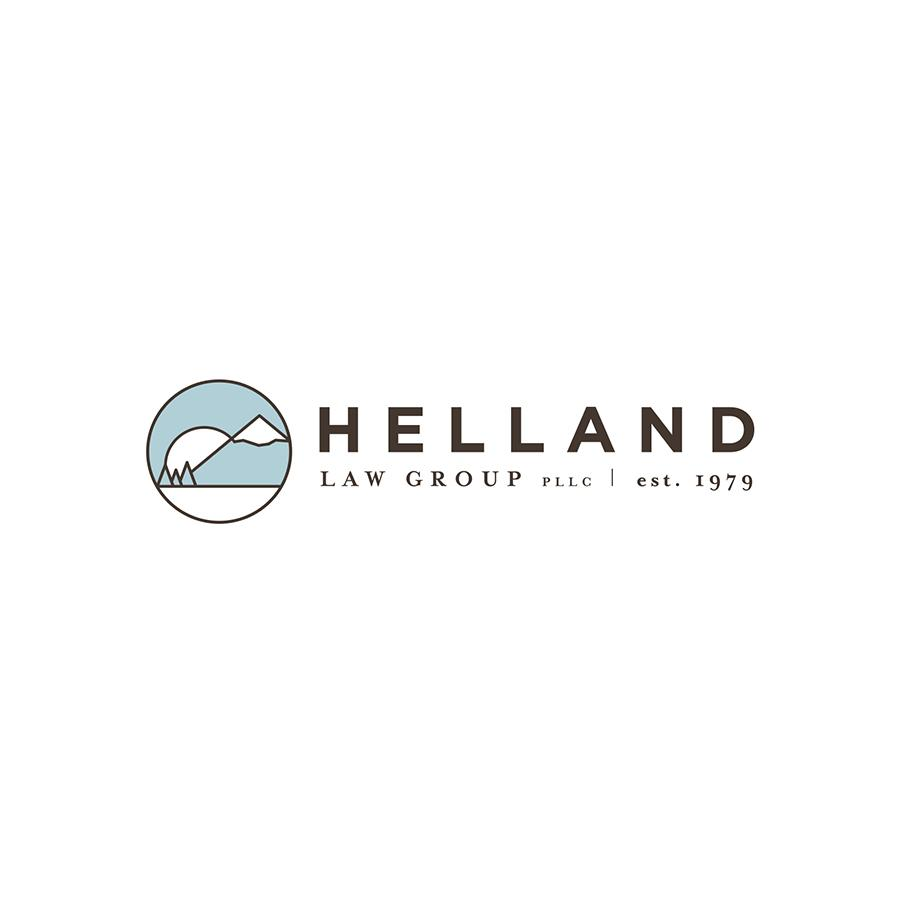 Helland Law Group Logo