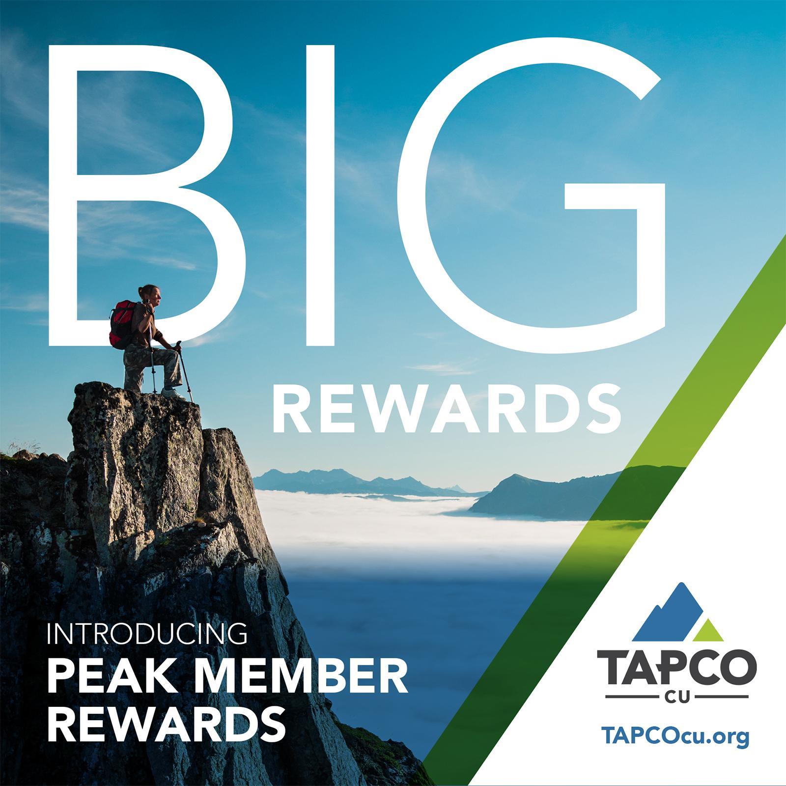 TAPCO Peak Members Rewards