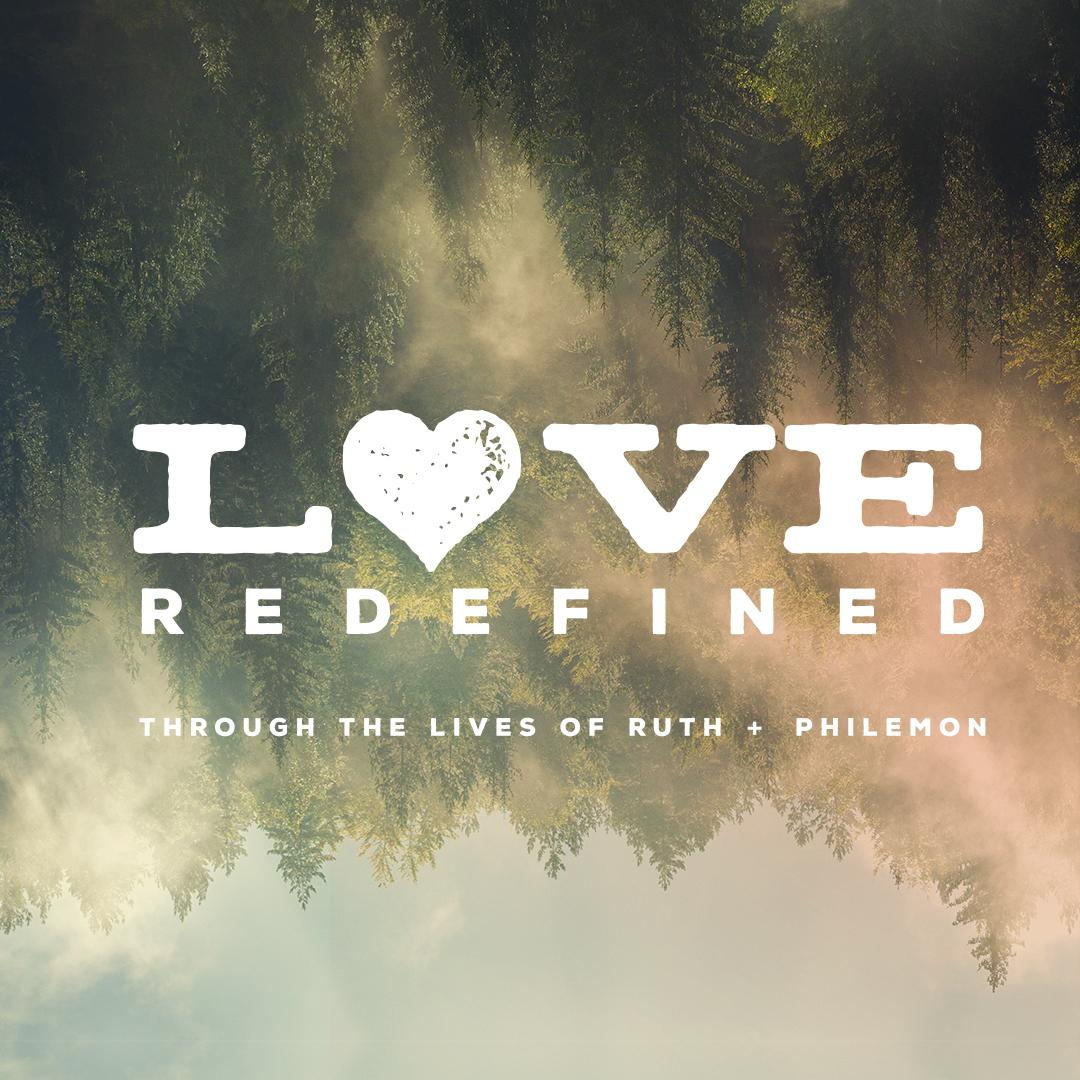 Love Redefined. Artwork for New Community Church.